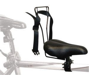 This is the Oxford Leco top tube seat (footrests not shown)