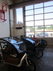 Bullitt line-up at Splendid Cycles